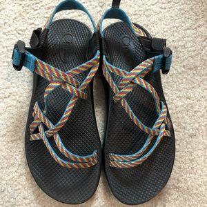 Rainbow Chaco Sandals